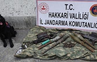 Hakkari'de PKK'ya büyük darbe!