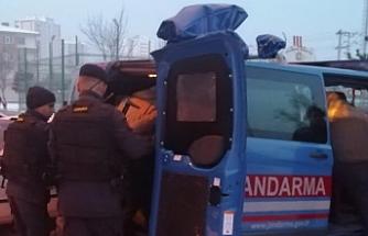 HTŞ operasyonu! 2 gözaltı