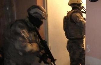 İzmir'de 'torbacı' operasyonu