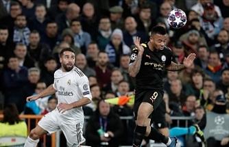 Madrid'den avantajla dönüyor