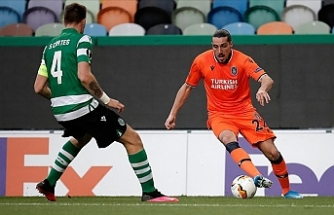 Medipol Başakşehir Sporting Lizbon'u ağırlayacak