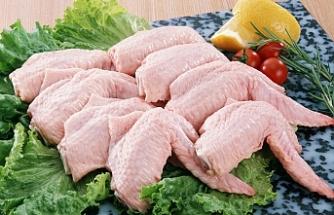 Piliç etinin kilogramı ortalama...