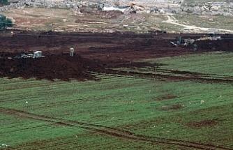 TSK, İdlib kırsalında yeni mevziler hazırlıyor