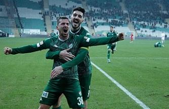 Bursaspor hayata döndü