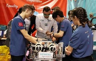 Türk robotu otonom ödülünü kazandı!