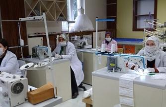 Bursa'nın öğrencileri çalışıyor!