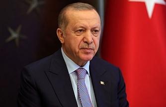 Cumhurbaşkanı Erdoğan belediye başkanlarıyla video konferans yaptı
