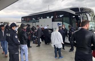 Karantinadaki umreciler, Bursa'ya dönüyor!