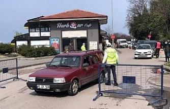 Koronavirüs ölümlerinde 6'ncı sıradaki Zonguldak'ta önlemler artırıldı