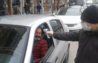 Mustafakemalpaşa'da denetimler artırıldı