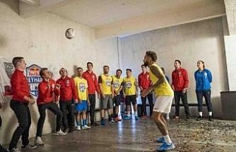 Neymar Jr'dan davet videosu