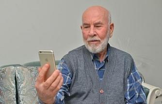 Gönlü zengin yaşlı çift, emekli maaşını kampanyaya bağışladı