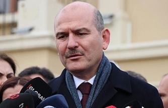 Bakan Soylu: Hafta sonu sadece yurt içerisinde 14 terörist etkisiz hale getirildi