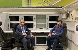 Başkan Aktaş, Bayraktar'ı Bursa'ya davet etti