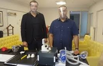 Bilim merkezi bin 500 lira maliyetle solunum cihazı üretti