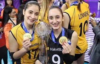 Ayça Aykaç ve Tuğba Şenoğlu yeniden VakıfBank'ta