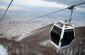 Bursa'da teleferik seferleri yeniden başlıyor