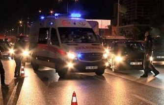 Maltepe'de zincirleme kaza