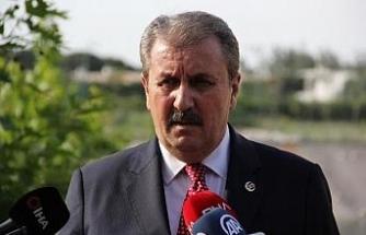 Mustafa Destici: Millete parmak sallamanın elbette karşılığı olacaktır