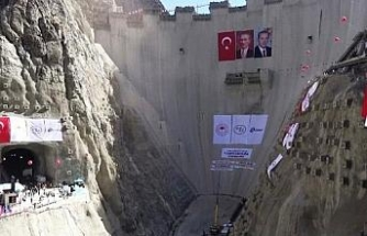 Nihat Özdemir: Yusufeli Barajı, 5 ay sonra su tutmaya başlayacak