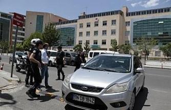 Polis Atakan Arslan'ın şehit eden zanlı ve yanındakiler adliyede (2)