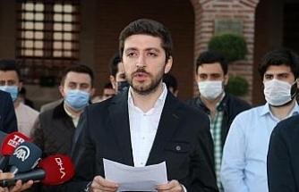 AK Parti Ankara İl Gençlik Kolları Teşkilatı'ndan 'Ayasofya' açıklaması