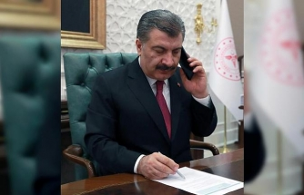 Bakan KocaKazakistan, Özbekistan ve Azerbaycanlı meslaktaşlarıyla görüştü