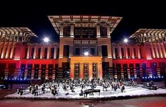 Beştepe'de '15 Temmuz' konseri