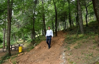 Bursalılar, İnkaya Mesire Yeri'nde nefes alacak