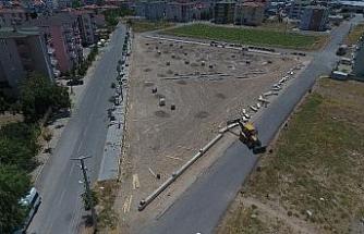 Develi'de 'Engelsiz Park' için çalışmalara başlandı
