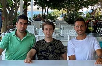 Frutti Extra Bursaspor, Ender Arslan ile bir yıl daha beraber!