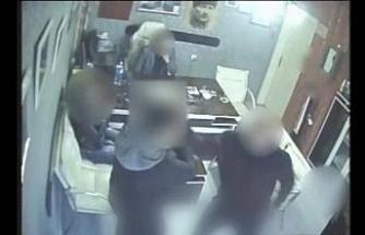 Gazino çetesinde 1'i polis 6 kişi tutuklandı