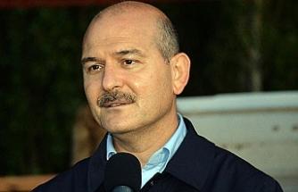 İçişleri Bakanı Soylu: Teröristlerin amacı Karadeniz'e sızmak