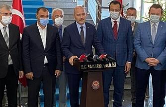 İçişleri Bakanı Süleyman Soylu alınan kararı açıkladı! Havai fişek fabrikası kapanıyor