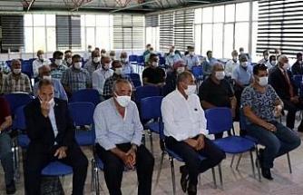 İliç'te Köylere Hizmet Götürme Birliği 2020 yılı 1. Olağan toplantısı yapıldı