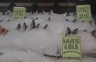 Korona virüs balık satışlarını artırdı, en çok levrek ve çipura tüketiliyor