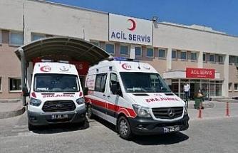 Otel çalışanı tarafından kurtarılan Yahya, hastanede öldü