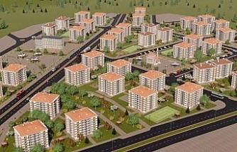 Sivas'ta kentsel dönüşüm çalışmaları