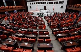 TBMM Genel Kurulu'nda, 'Meclis'e girme' tartışması