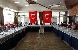 Zafer Kalkınma Ajansı Yönetim Kurulu, Uşak'ta toplandı
