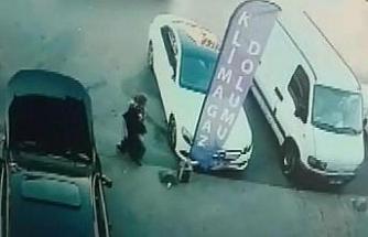 Zeytinburnu'nda cezaevinden izinli çıkan kişiyi vuran kadın yakalandı