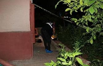 4'üncü kattaki balkondan yaşlı kadın öldü
