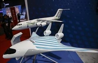 Airbus geleceğin uçağı Maveric için yola devam ediyor