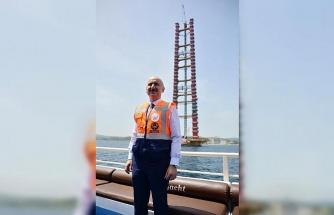 Bakan Karaismailoğlu: 1915 Çanakkale Köprüsü'nü 18 Mart 2022'de hizmete sunmayı hedefliyoruz