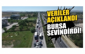 Bursa'da bayramda ölümlü kaza yaşanmadı