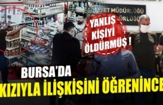 Bursa'da kızıyla ilişkisini öğrendiği çalışan yerine patronu öldürmüş