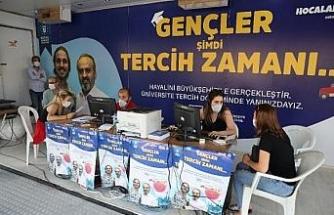 Bursa'da doğru tercih için Üniversite Tercih Rehberlik Noktaları oluşturuldu