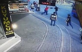 Kapkaççıyı yakalamak için vatandaşlar seferber oldu