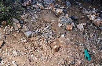 13 gündür kayıp Duygu'nun toprağa gömülü cansız bedeni bulundu / Ek fotoğraflar