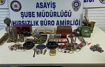 14 hırsızlık olayının 5 şüphelisi polis tarafından yakalandı